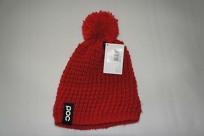 POC Color Beanie - Bohrium Red -  NEU!!! One Size - UVP: 49,95€