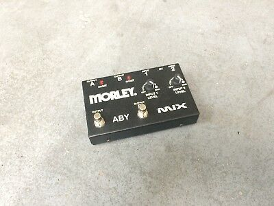 Morley ABY Mix Pedal