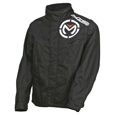 Moose Racing Qualifier Water Resistant Enduro Jacket with Zip-off Sleeves