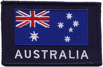 Australian Flag ANF Embroidered Patch