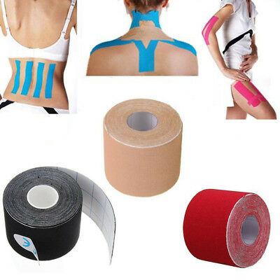 Athletic Muskel Knie Muscle Kinesio Tape Tape Kinesiology Sport Band Football