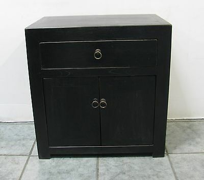 Antique Chinese   Bedside  Cabinet
