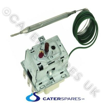 Ego 55.33555.080 Fryer High Limit Safety Thermostat 6 Pin Terminal 5533555080