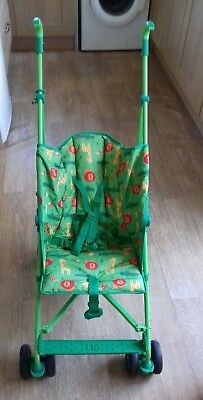 Mothercare Pushchair/stroller