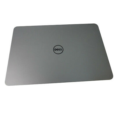 Dell Inspiron 7537 Silver Lcd Back Cover 7K2ND - Touchscreen Version