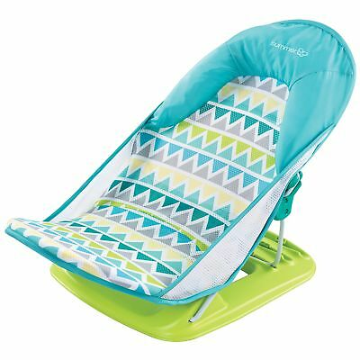 High Quality Position Recline Summer Infant Deluxe Baby Bather Triangle Stripes