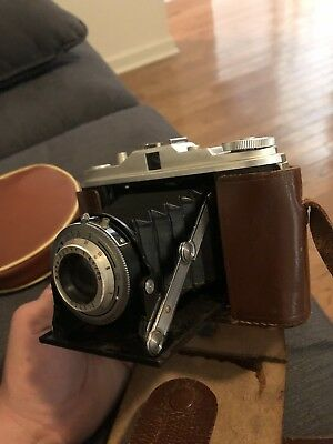 1950s Agfa Antique Camera