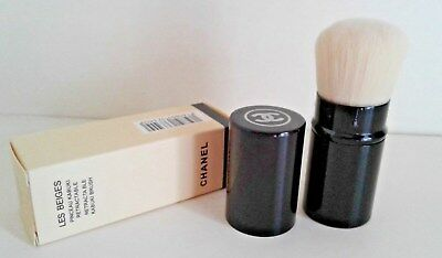 Chanel Les Beiges Retractable Kabuki Brush NEW in Box Free Shipping