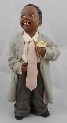 "All Gods Children ""robert"" Martha Holcombe Figurine #9"