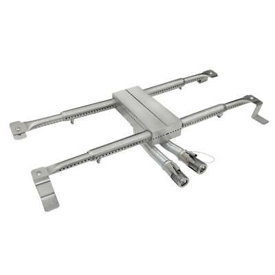 Pack of 5 - Universal Grill Adjustable Stainless Steel H Burner