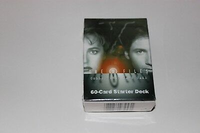 The  X Files Collectible Card Game