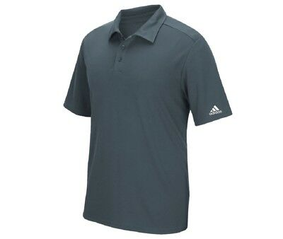 adidas Men's Climalite Game Time Polo Athletic Golf Short Sleeve Polyester Shirt