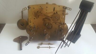 Perivale complete Westminster Chime Clock Movement working order