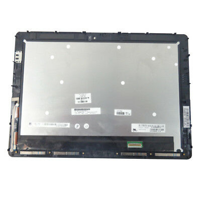 Lcd Touch Screen w/ Bezel For HP Elite X2 1012 G1 Tablet - Replaces 844861-001