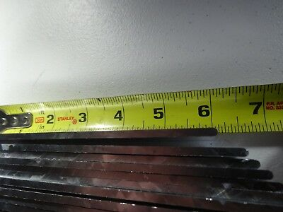 """2"""" X 6"""" Aluminum Angle 1/8"""" Thick 1 1/2"""" In Length (4 Pieces)"""