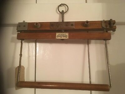 Clothes Press Hanger Vintage