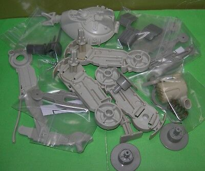 Vintage Star Wars IMPERIAL AT-ST Scout Walker Original PARTS Accessories 1982