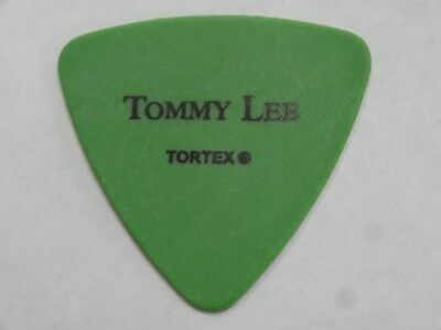 Tommy Lee (Motley Crue) Concert Tour Guitar Pick (80S Hard Rock Heavy Metal Band