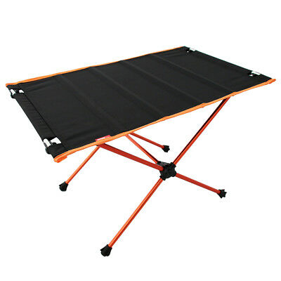 Portable Roll Up Aluminum Outdoor Camping Folding Picnic Table with Bag