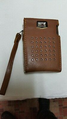 York Tr-80 Transistor Radio. Works Well With A Case No Chips  ( Free Shipping )