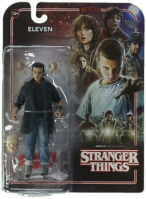 McFarlane Toys Netflix Stranger Things Punk Eleven 7-Inch Action Figure