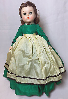 "Vintage 12"" Madame Alexander Little Women Lissy Doll - Marme - 1950s...."