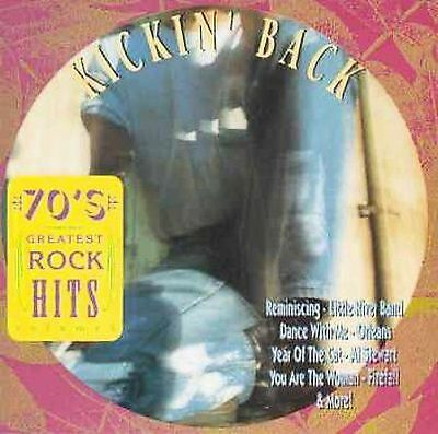 70's Greatest Rock Hits: Kickin' Back Vol.5 Cd Various Artists New Sealed