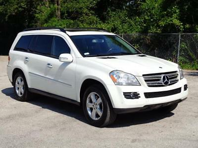 2008 Mercedes-Benz GL-Class GL320 CDI TURBO DIESEL 4MATIC 1-OWNER! 135K Mls! NO RUST! NAVI PARKTONICs BACKUP CAM SUNROOF POWER 3RD ROW SEAT LEATHER GL-320
