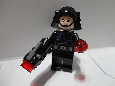 AUTHENTIC Lego Star Wars Imperial Emigration Officer 75207 Corporal Zuzanu Latt