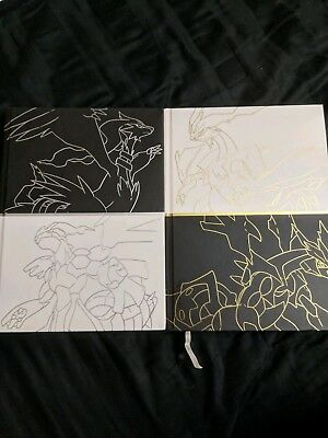 Pokemon Black and White Versions 1 and 2 Collectors Edition Strategy Guide Books