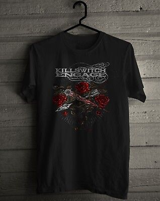 KILLSWITCH ENGAGE The End Of Heartache metal core band Men's S to 3XL