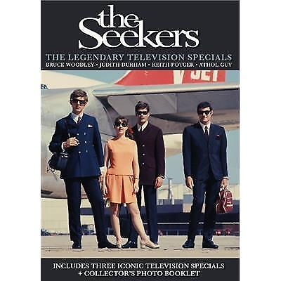 Seekers Legendary Television Specials DVD Region 0 PAL NEW