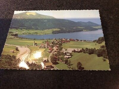 Postcard Fuschl Am See, Austria From 1950s Unused