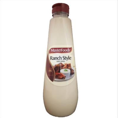 2X Masterfoods Ranch Style Dressing 940ml