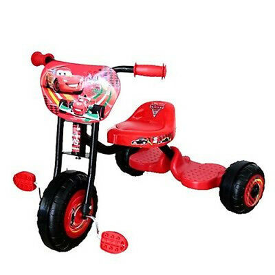 Disney Car Pixar Mcqueen Bike Trike Tricycle Kid Toddler 3 Wheel Car Ride On Toy
