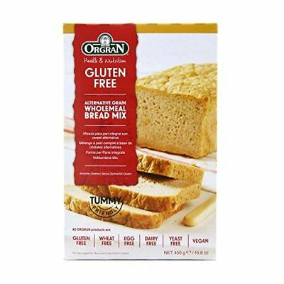 Orgran Wholemeal Bread Mix 450 g