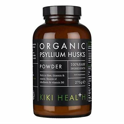 Organic RAW Psyllium Husk Powder 275g