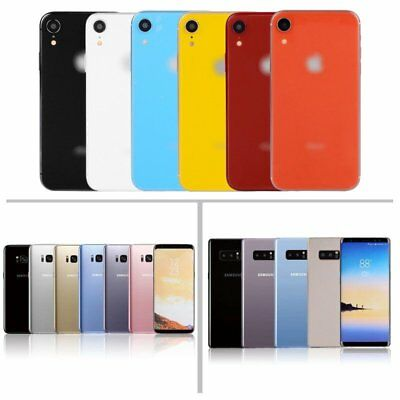1:1 Non Working Dummy Display Fake Phone Model For iPhone XS XR 8 7 Samsung S9 8