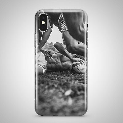 Rugby Sports Gel Plastic CASE COVER FOR IPHONE SAMSUNG HTC HUAWEI LG phones