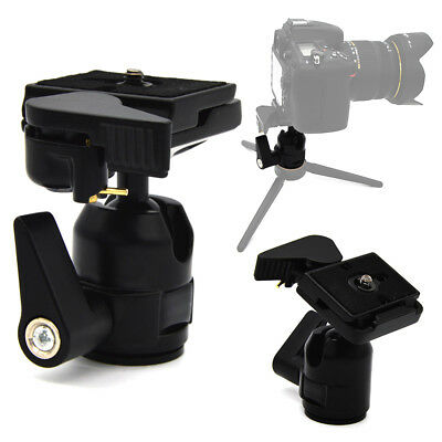 Durable Handheld with RC2 Quick Release Compact Ball Head for 486RC2 Manfrotto T