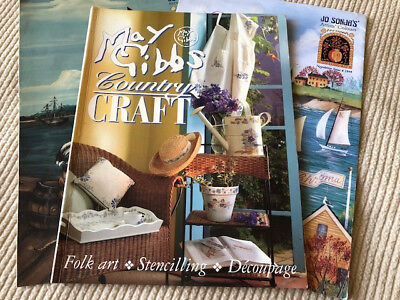 May Gibbs Country Craft Book & Folk Art Newsletters