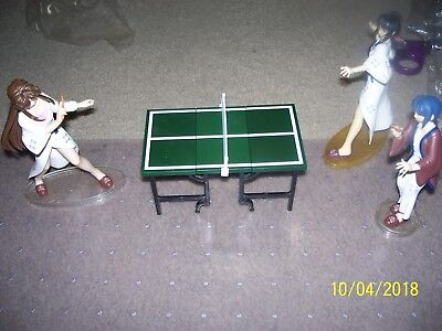 Love Hina Again Action Figure Set (Ping Pong) And Other Characters