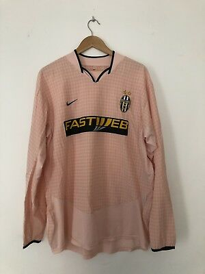 Juventus Football Shirt Nike