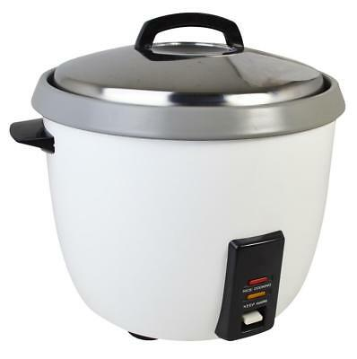 Commercial Quality RICE COOKER 10ltrs cooked capacity 1 year Commercial Warranty