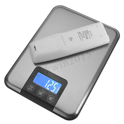 15kg Digital Kitchen LCD Electronic Household Food Cooking Scales Postal Weight