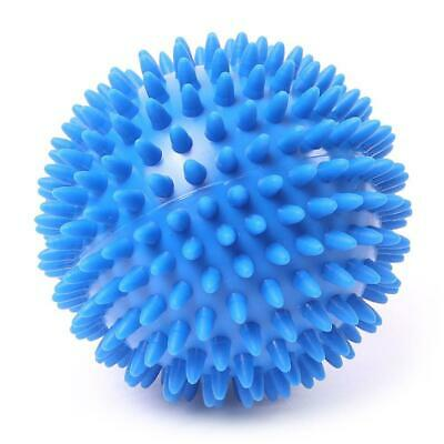 66fit Igel-Massageball - 10cm Massage Massageball Noppenball, Muskulatur
