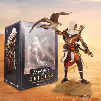 Assassin's Creed Origins ACO Bayek Figure Pvc Statue Collectable New