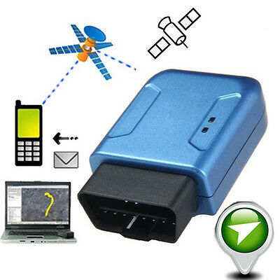 Mini Hard Wired GPS Tracker Live Realtime Vehicle Car Spy Tracking Device OBD2AU
