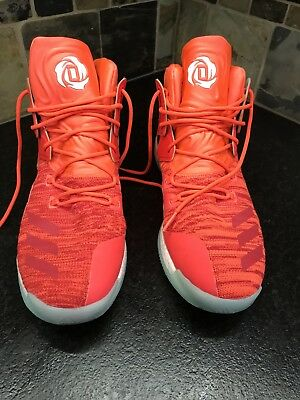 new styles 7e8a0 84b64 Adidas Performance Mens D Rose 7 Primeknit Basketball Shoe Size 13
