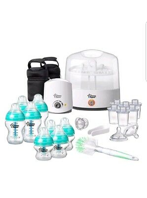 Tommee Tippee Advanced Anti-Colic Complete Feeding Set new sealed new boxed new